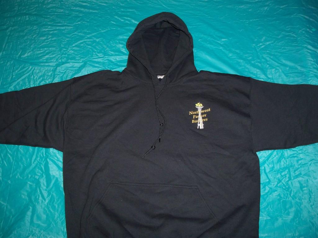 NWPB Black Hoodie